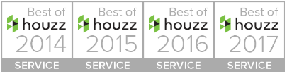 Four Years Best of Service Houzz