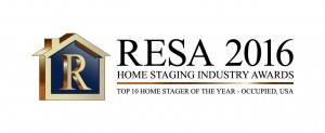 RESA Award Top Ten USA Occupied Professional Stager