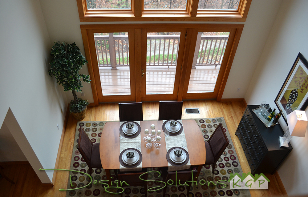 dining room – great place to entertain