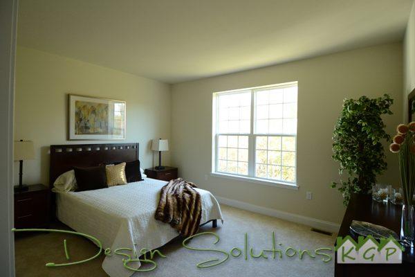 Goshen NY master bedroom
