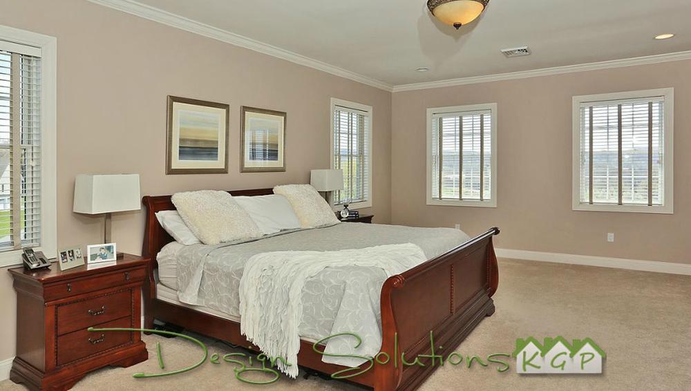 master bed retreat