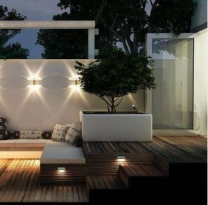 curb appeal outdoor lighting