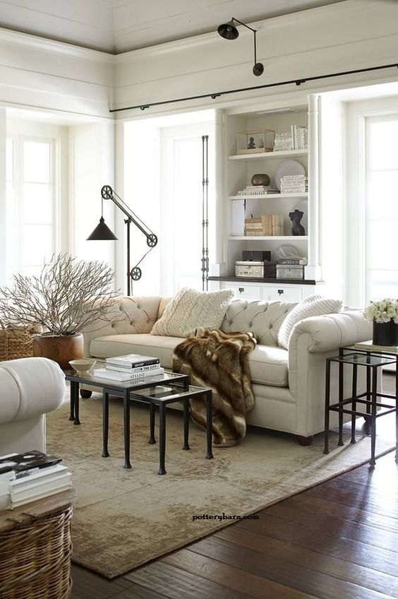 seating sidetable and coffee table