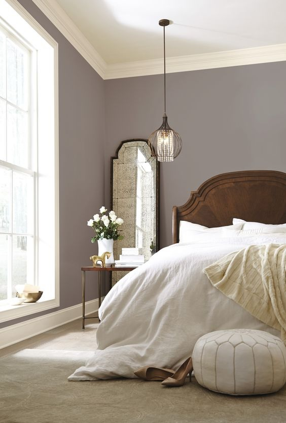 pendent lights save space in bedrooms