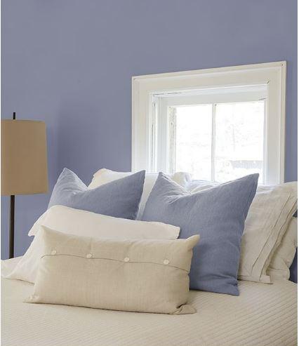byzantine blue bed
