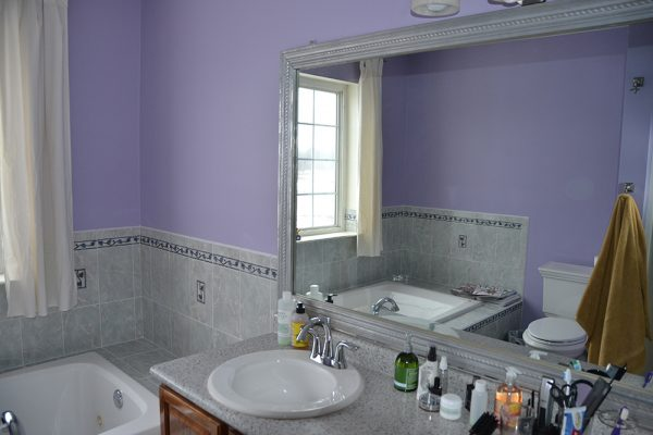bath color before