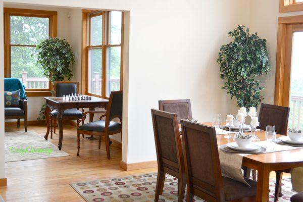 Dining room Cornwall NY