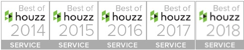 Best of Houzz since 2013