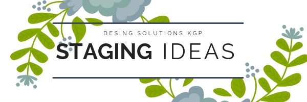 design solutions KGP staging ideas