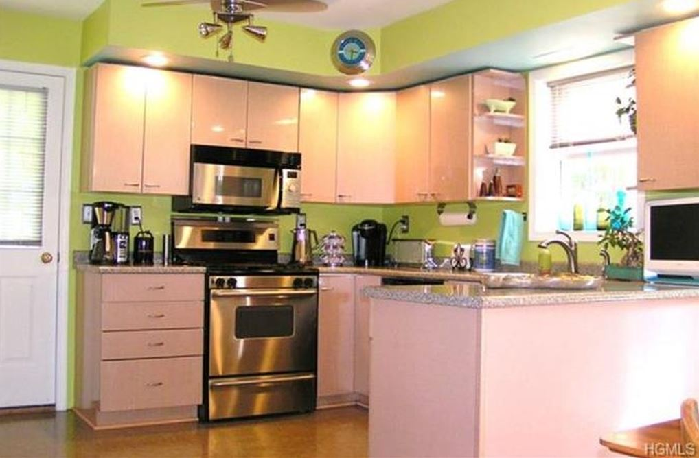 green and pink kitchen color can hurt the of your house 3959