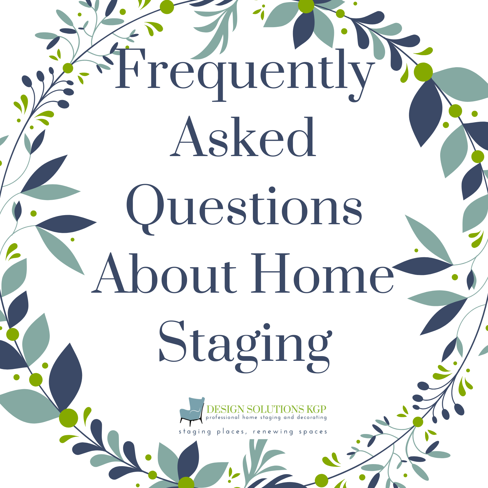 frequently asked questions about home staging