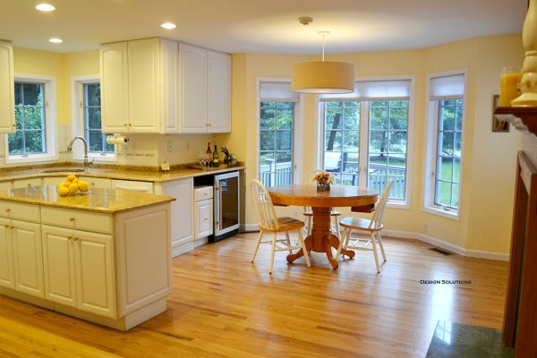 kitchen updated Montebello NY
