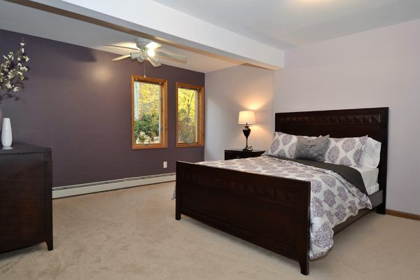 Styled bedroom Monroe NY