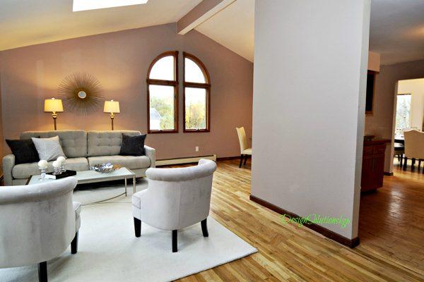 Monroe, NY Living Room