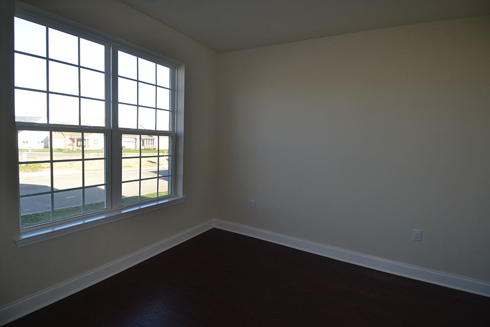 vacant family room