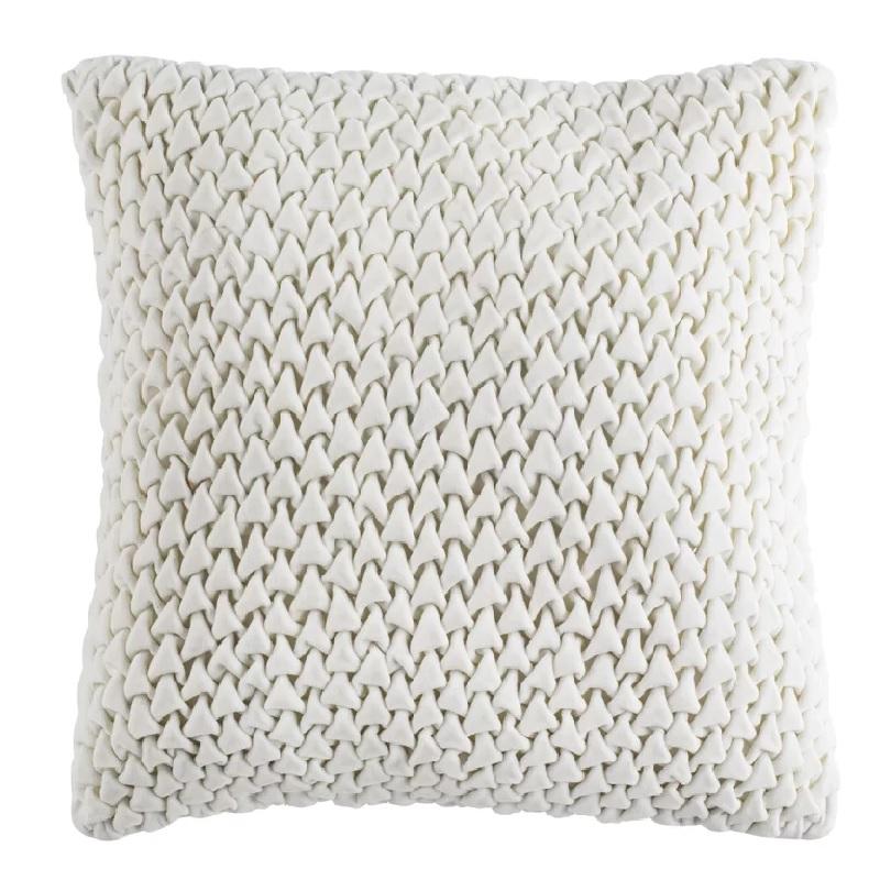 textured pillows update decor