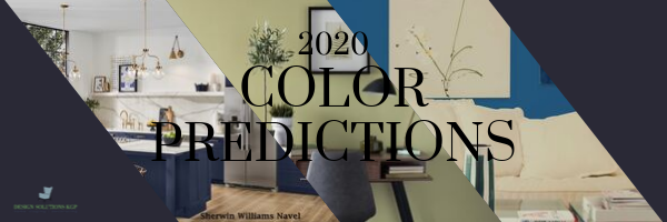 Color predictions for 2020