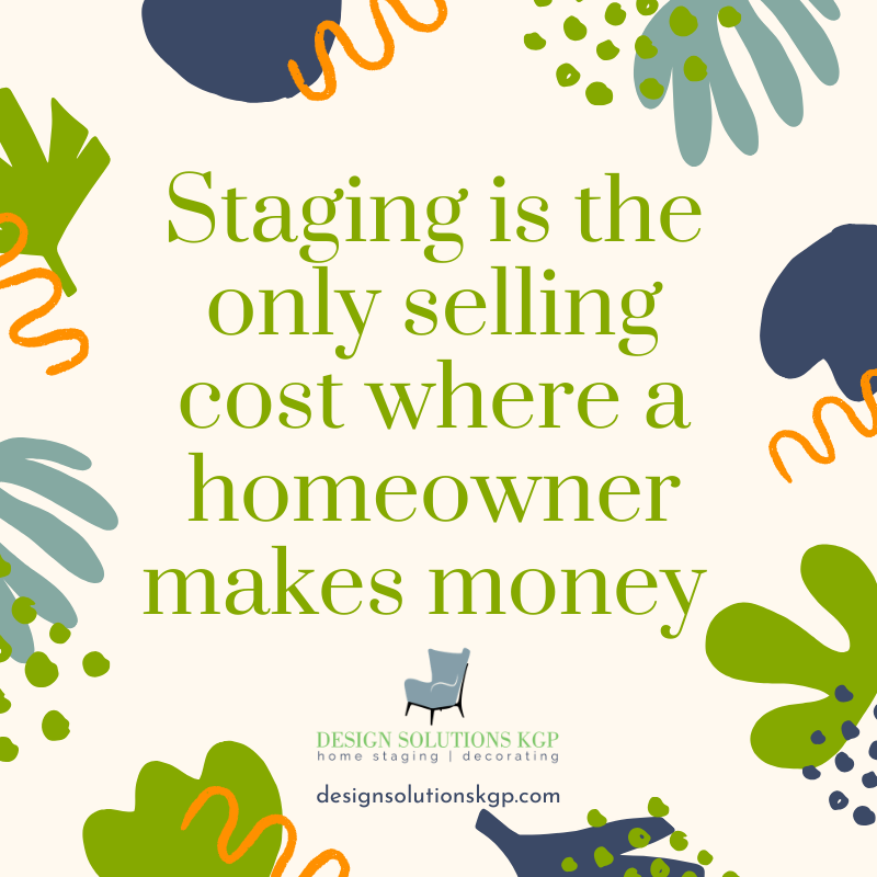 buyers love staged homes