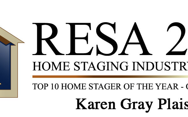 2020 RESA Home Staging Award